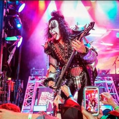 Concierto de KISS en WiZink Center  en Madrid