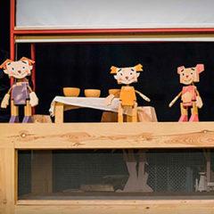 La Jana i els tres ossos en Sat! Teatre en Barcelona