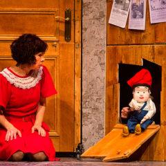 La petita Capmany en Teatre Romea en Barcelona