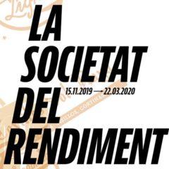 La sociedad del rendimiento en IVAM Alcoi en Alicante
