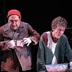 La Strada (Mario Gas) en Teatro Principal en Zaragoza