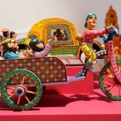 Nacimientos mexicanos. Arte y tradición popular en Casa de México en España en Madrid