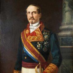O'Donnell y la guerra de África 1859-1860 en Museo del Ejército en Toledo