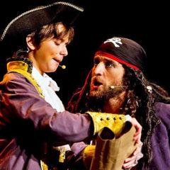 Piratas al Caribe en Teatro Leal en Canarias