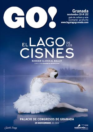 Aquí puedes leer online la Guía del Ocio GO GRANADA Noviembre 2019 - La Guía GO!