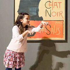 ¿Qué está pasando aquí? en Museo Nacional de Arte de Cataluña  en Barcelona
