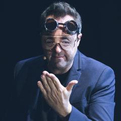 Raúl Pérez. Raulidad virtual en Teatro de las Esquinas en Zaragoza