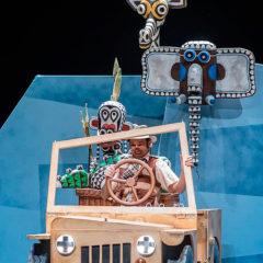 Safari en Teatre Auditori Felip Pedrell en Tarragona