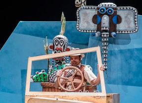 Safari en Teatro de Rojas en Toledo