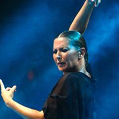 Sara Baras. Sombras en Teatro Municipal Quijano en Ciudad Real