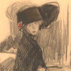 Sorolla. Dibujante sin descanso en Museo Sorolla en Madrid