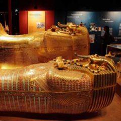Tutankhamón. La tumba y sus tesoros en Espacio 5 en Madrid