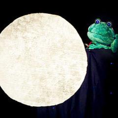 'Una rana en la luna' en el Teatro Apolo de Miranda de Ebro