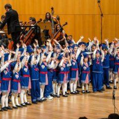 Coro Juvenil OMFC en La Alberca