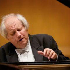 Grigori Sokolov en Auditorio Víctor Villegas