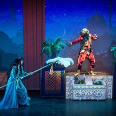 Esta Navidad disfruta de Aladdin y la lámpara maravillosa