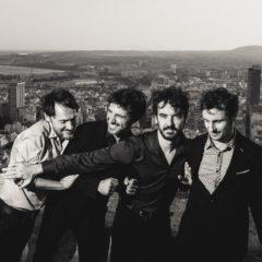 Second. Gira 10 aniversario Fracciones de un segundo concierto en Granada