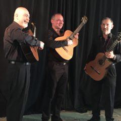 Concierto de Trío Eldorado en la Capilla de música de las Bernardas