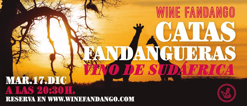 ¿ Qué se cuece en diciembre en Wine Fandango ?