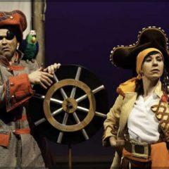Bambalúa Teatro: 'PI-RA-TAS. ¡Alerta, basura, salvemos el mar!' en el Teatro Principal