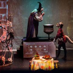 El cuento de Hansel y Gretel en el Zaidin