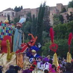 Designados los representantes de los Reyes Magos en Málaga