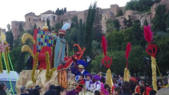 Designados los representantes de los Reyes Magos en Málaga. Juande Mellado, Salvador Pozo y Francisco Pomares representarán en Málaga a sus Majestades de Oriente.