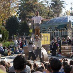 Festival de Circo y Arte Urbano (CAU) este diciembre en Granada