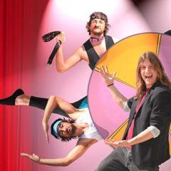 Grison y Tuli presentan 'Doble o Nada' en La Rua
