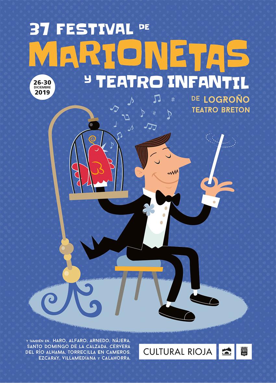 XXXVII Festival de Marionetas
