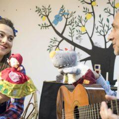Os contos do chupete, cuenta cuentos para bebés en Tui