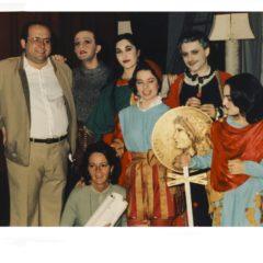"""El Teatro Góngora acoge los Encuentros de Teatro Contemporáneo """"Francisco Benítez"""", dedicados a la obra dramática del autor cordobés"""