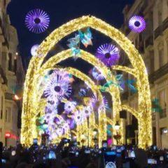 Programa de actividades de Navidad 2019 en Málaga