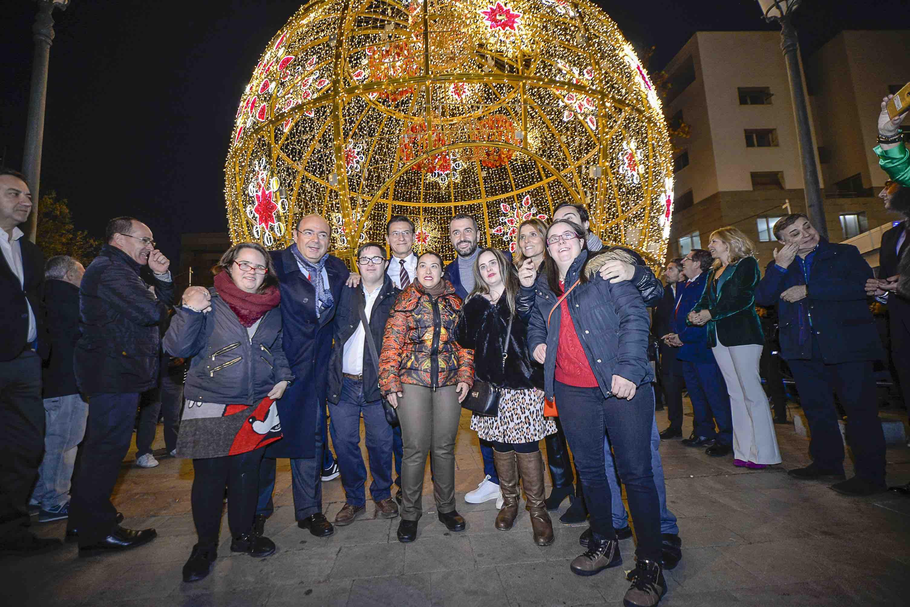 Programa de actividades y agenda Navidad en Granada 2019-2020