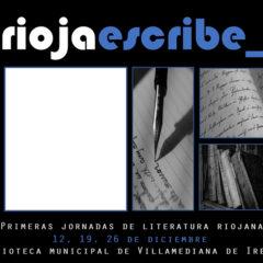 Jornadas de literatura riojana
