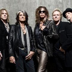 Concierto de Aerosmith en Estadio Wanda Metropolitano en Madrid