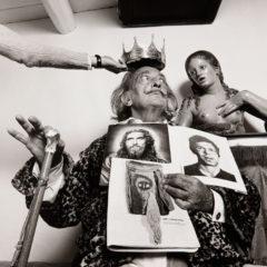 Alberto Schommer en Real Academia de Bellas Artes de San Fernando en Madrid