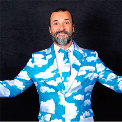 Ángel Rielo. Que la vida merezca la risa en Teatro Reina Victoria en Madrid