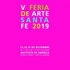 V Feria de Arte del Centro Damián Bayón en Santa Fe