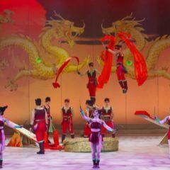 El circo acrobático de China en Auditorio El Batel