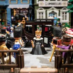Clicks! Exposición de mundos de Playmobil en Palacio de Gaviria en Madrid