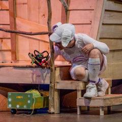 El pequeño conejo blanco (La Espiral Mágica) en Teatro Sanpol en Madrid
