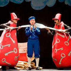El pequeño Dalí y el camino hacia los sueños en Teatro Cofidis Alcázar en Madrid