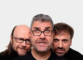 El sentido del humor: Dos tontos y yo en Teatro Auditorio Roquetas de Mar en Almería