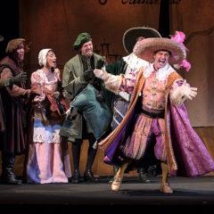Entre bobos anda el juego (Eduardo Vasco) en Teatro Principal en Alicante
