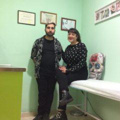 Entrevista a María Huergo y Rubén Sanz , anilladores en Final Tribal Tattoo