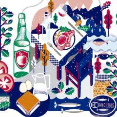 Esta Navidad… Alimentos de Cantabria