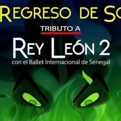 'El regreso de Scar' Tributo al Rey León 2 en el Cultural Caja de Burgos