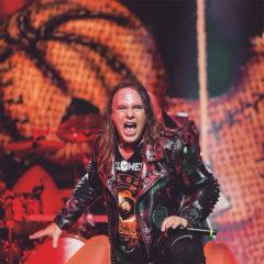 Concierto de Helloween en Sant Jordi Club en Barcelona
