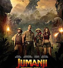 Estreno de Jumanji: Bienvenidos a la jungla el 13 de diciembre